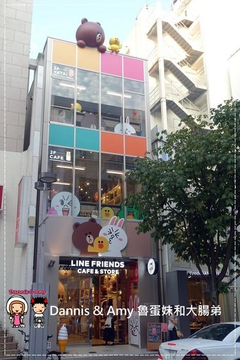 20160908《福岡天神景點》LINE FRIENDS CAFE & STORE 福岡天神店 超級好拍照的景點之一 ︱ (6).jpg