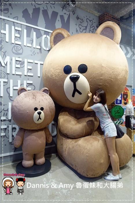 20160908《福岡天神景點》LINE FRIENDS CAFE & STORE 福岡天神店 超級好拍照的景點之一 ︱ (7).jpg