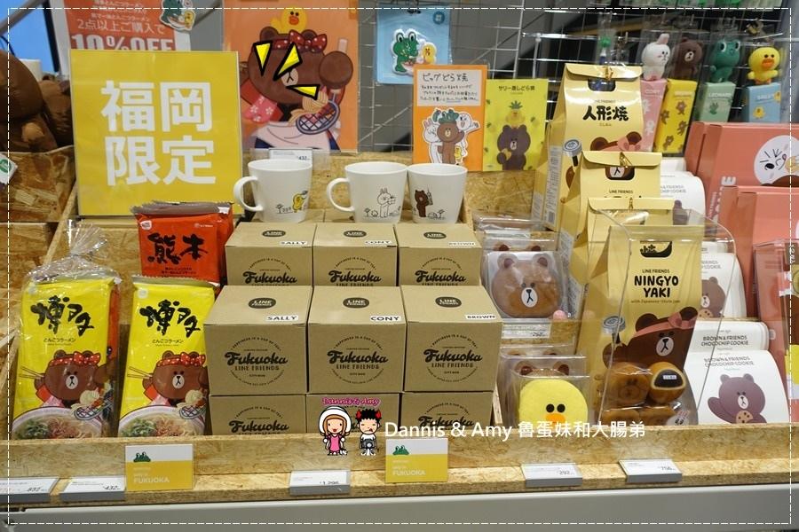 20160908《福岡天神景點》LINE FRIENDS CAFE & STORE 福岡天神店 超級好拍照的景點之一 ︱ (11).jpg