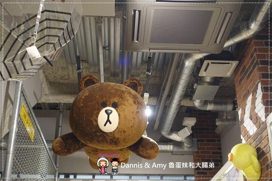 20160908《福岡天神景點》LINE FRIENDS CAFE & STORE 福岡天神店 超級好拍照的景點之一 ︱ (12).jpg