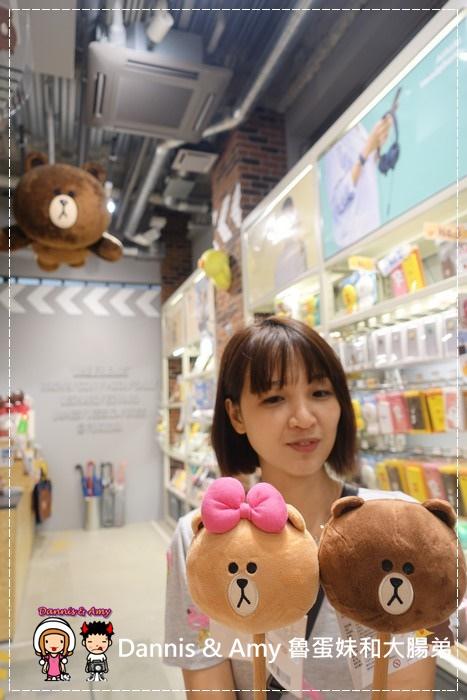 20160908《福岡天神景點》LINE FRIENDS CAFE & STORE 福岡天神店 超級好拍照的景點之一 ︱ (14).jpg