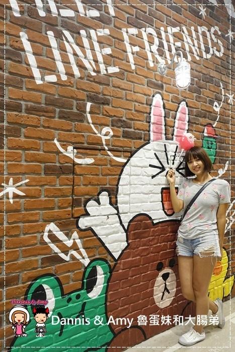 20160908《福岡天神景點》LINE FRIENDS CAFE & STORE 福岡天神店 超級好拍照的景點之一 ︱ (15).jpg