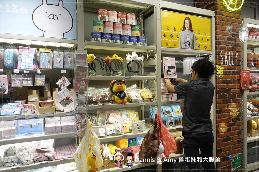 20160908《福岡天神景點》LINE FRIENDS CAFE & STORE 福岡天神店 超級好拍照的景點之一 ︱ (17).jpg