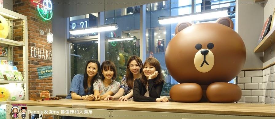 20160908《福岡天神景點》LINE FRIENDS CAFE & STORE 福岡天神店 超級好拍照的景點之一 ︱ (26).jpg