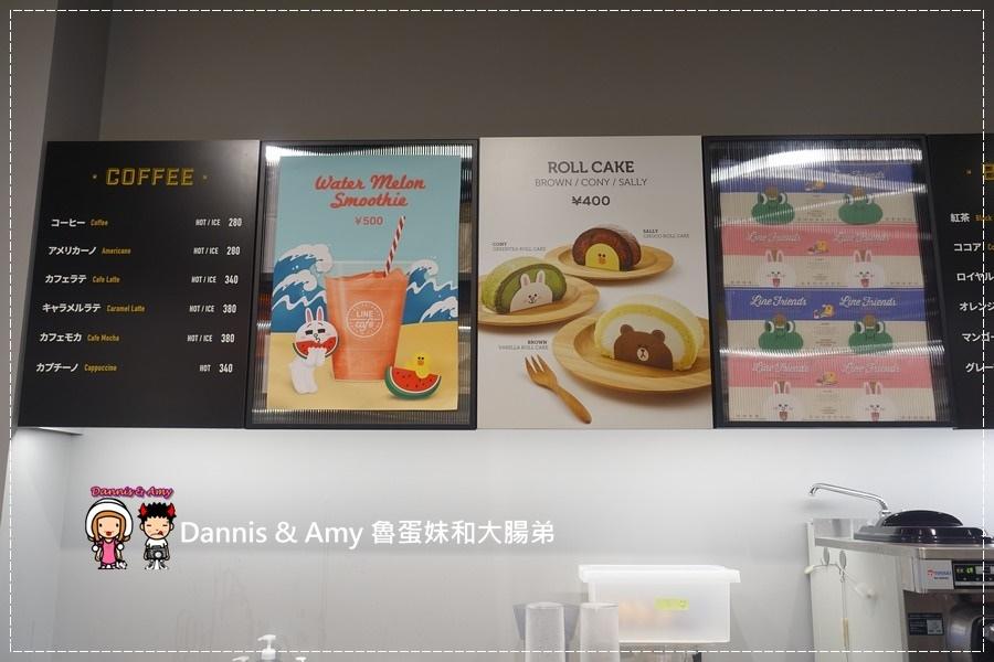20160908《福岡天神景點》LINE FRIENDS CAFE & STORE 福岡天神店 超級好拍照的景點之一 ︱ (27).jpg
