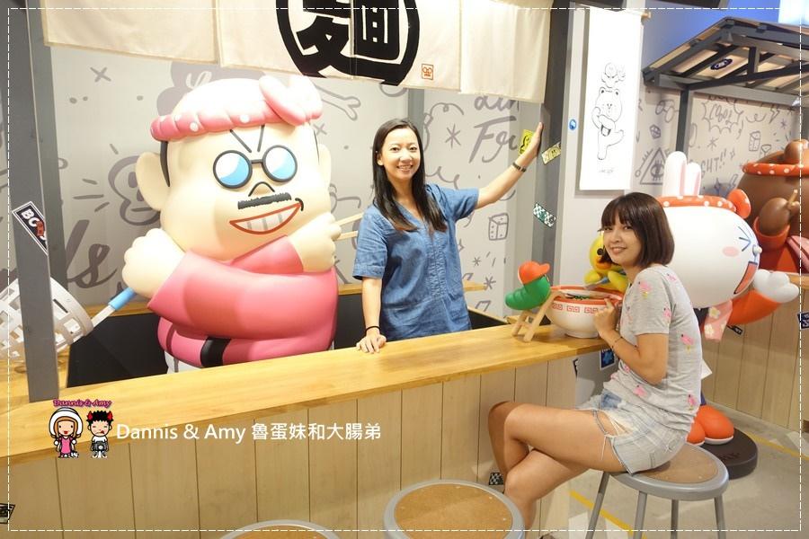 20160908《福岡天神景點》LINE FRIENDS CAFE & STORE 福岡天神店 超級好拍照的景點之一 ︱ (30).jpg
