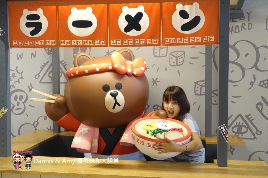 20160908《福岡天神景點》LINE FRIENDS CAFE & STORE 福岡天神店 超級好拍照的景點之一 ︱ (31).jpg