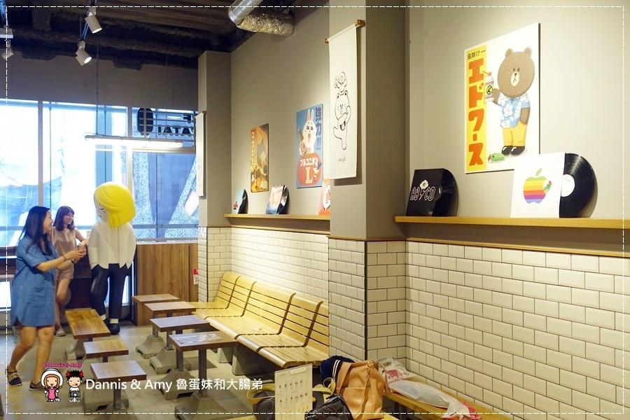 20160908《福岡天神景點》LINE FRIENDS CAFE & STORE 福岡天神店 超級好拍照的景點之一 ︱ (33).jpg