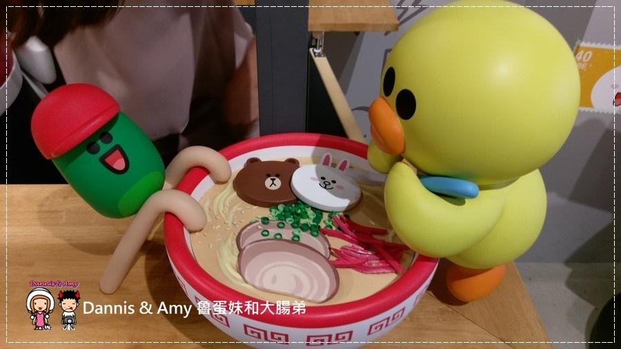 20160908《福岡天神景點》LINE FRIENDS CAFE & STORE 福岡天神店 超級好拍照的景點之一 ︱ (39).jpg