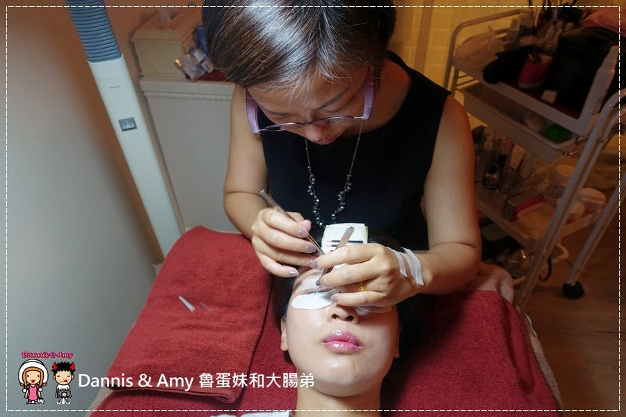 20161028《台北南港美睫》Chimei奇美女人x 接到滿的日系空氣感睫毛~每天多睡30分鐘的秘密︱ (25).jpg