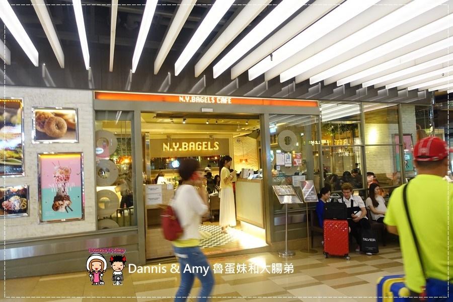 20161022《台北車站餐廳》︱N.Y. BAGELS CAFE 京站店 。早午餐。三明治。貝果。鬆餅︱ 台北捷運附近京站百貨1樓  (1).jpg