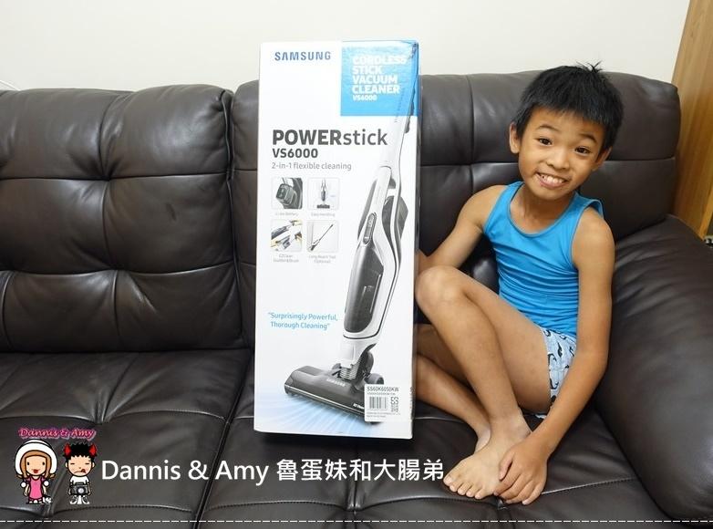 20161114《清潔家電》SAMSUNG三星  POWERstick直立式無線吸塵器-直立。手持二合一︱灰塵毛髮不沾手(影片) (1).jpg