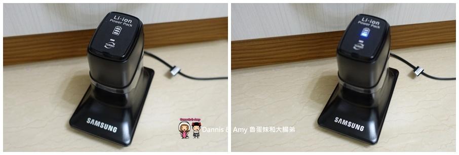 20161114《清潔家電》SAMSUNG三星  POWERstick直立式無線吸塵器-直立。手持二合一︱灰塵毛髮不沾手(影片) (13).jpg