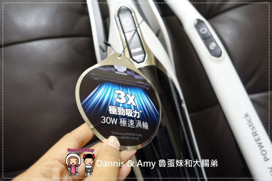 20161114《清潔家電》SAMSUNG三星  POWERstick直立式無線吸塵器-直立。手持二合一︱灰塵毛髮不沾手(影片) (50).jpg