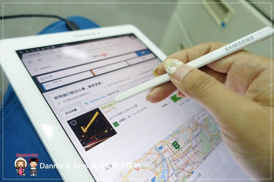 "20161121《3C開箱實測》三星 SAMSUNG Galaxy Tab A 10.1 with S Pen(2016)平板電腦真的""筆""較行︱(影片) (6).jpg"