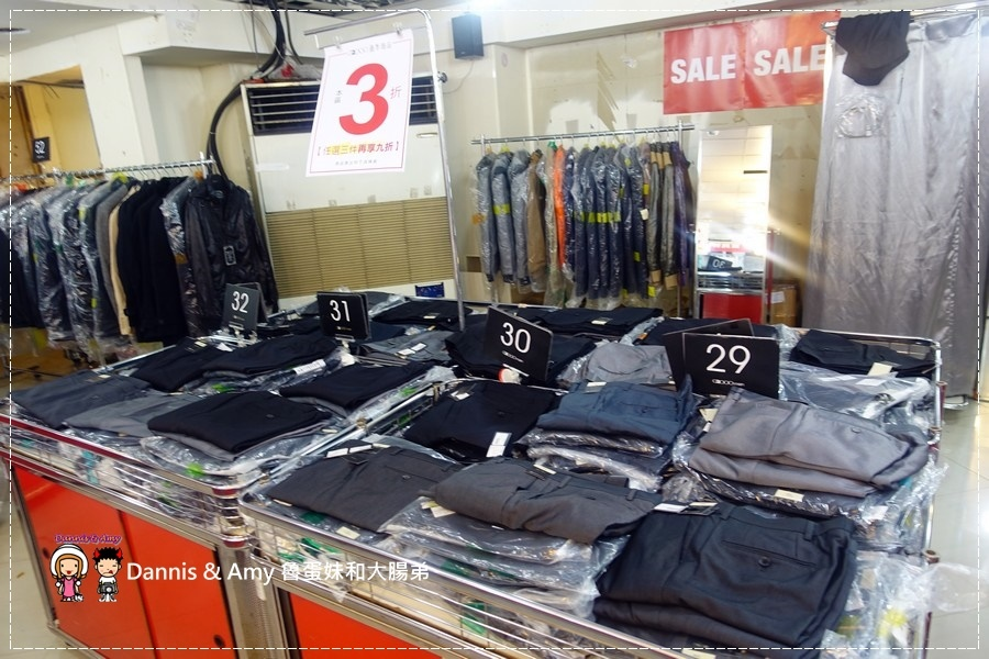 20170406《2017台北G2000特賣會》G2000過季商品。裙褲類、領帶399元件二件只要59 (20).jpg