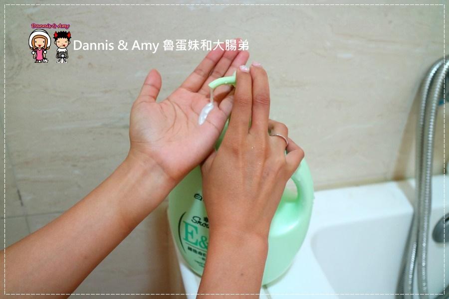 20170516《身體清潔》平價又實惠的國民品牌「白雪維他命E果酸沐浴乳」|(開箱影片) (6).jpg