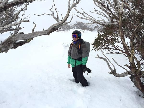澳洲雪山裝備