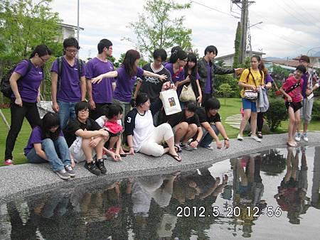2012/5-/19敦安社會福利基金會同學宜蘭之旅
