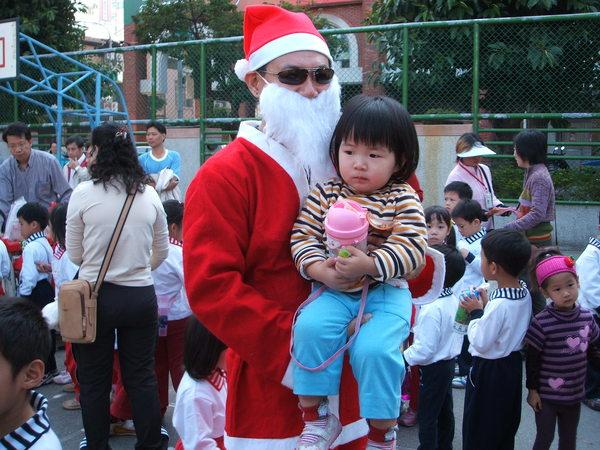 酷酷的聖誕老公公