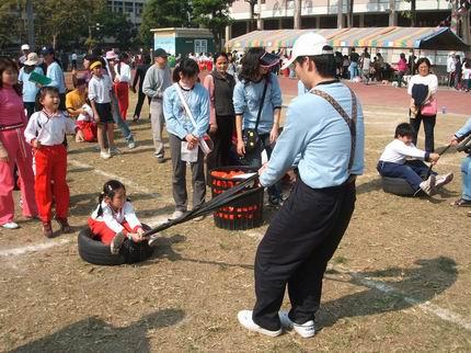 親子趣味競賽