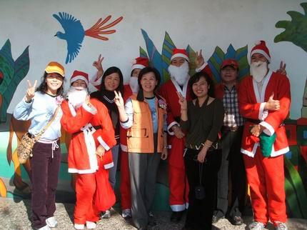 聖誕老人大集合