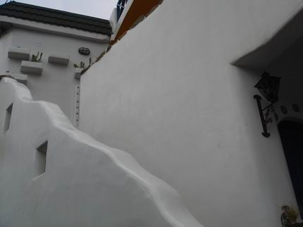 通往二樓的樓梯