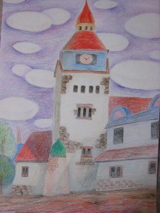 古老的鐘樓