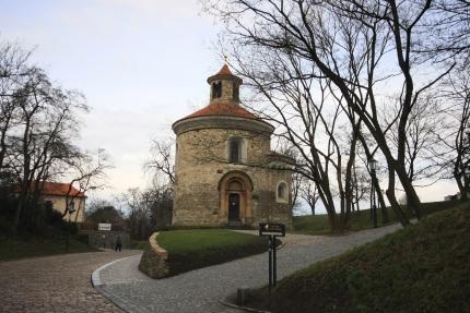 聖馬丁圓形教堂(仿羅馬式)