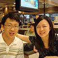 2008我們第三次去香港 with my family
