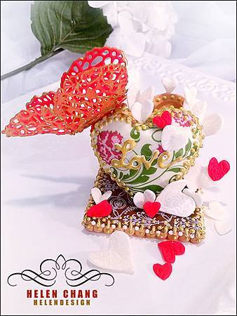 Pandora's Love Box/Helen Chang