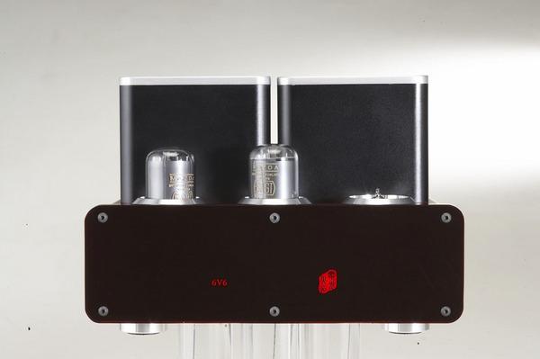 6V6PP真空管推挽式後級擴大機