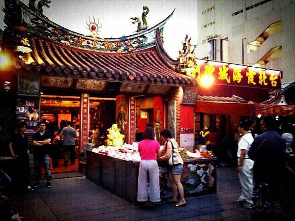 台北霞海城隍廟 月老祝壽