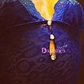 【黛芙妮性感小舖】寶石藍-豹紋 細肩帶性感連身睡衣 (含丁字褲)