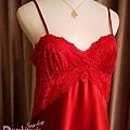 AN8-436 紅色長睡衣