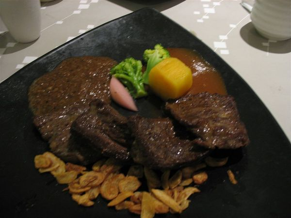 和風熟烤牛肉~~~~