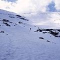 冰河時期的遺跡--雪山圈谷