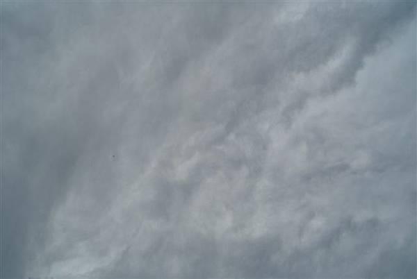 溪頭的天空