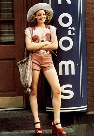 年輕可愛的茱蒂佛斯特
