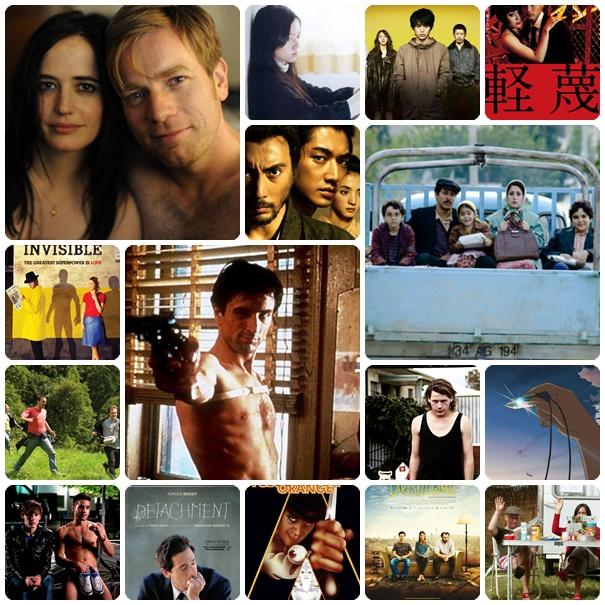 ║映画║2011金馬影展16部電影心得 - 完整版