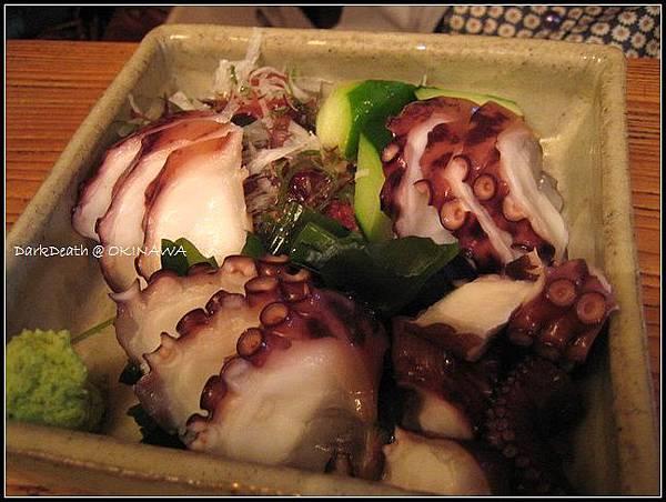 醋漬島章魚