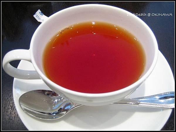 很普通的紅茶
