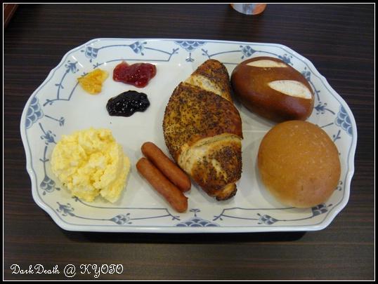 Super Hotel-早餐