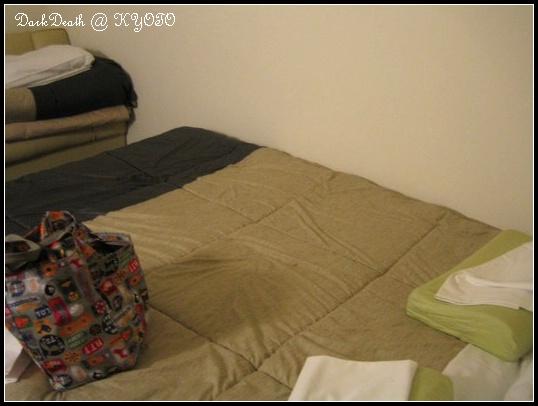 Super Hotel-房間