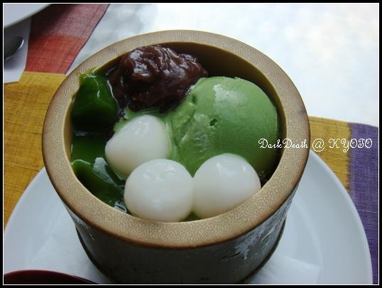 生茶果凍(生茶ゼリ)