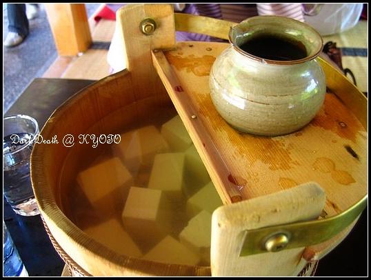 湯豆腐(冷)