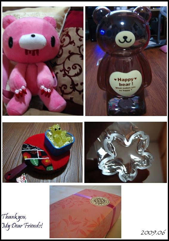2009生日禮物