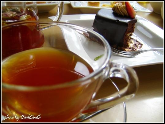 伯爵蘋果茶