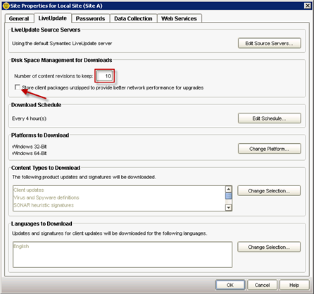 Upgrade Symantec Endpoint protection 12 RU1 to RU2 @ 旺財的Blog