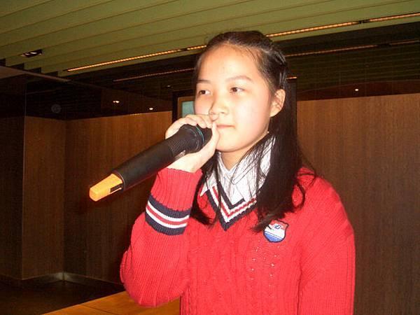 表演1 唱歌